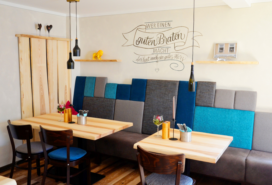 Gastro Wirtshaus Goldener Loewe Gesees